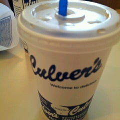 Photo taken at Culver's by Cory on 11/8/2012