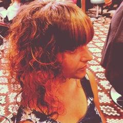 Photo taken at Fringe Salon by Jessica W. on 7/31/2013