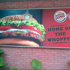 Photo taken at Burger King by Aznin A. on 9/28/2012