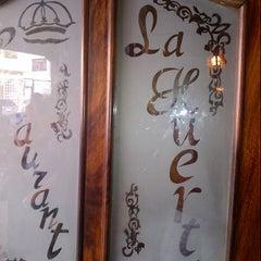 Photo taken at Restaurant La Huerta by Andres G. on 11/9/2012