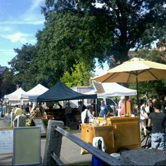 Photo taken at Harvard Farmers' Market by adista n. on 11/2/2012