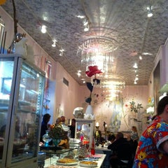 Photo taken at The Royal Smushi Café by Can A. on 10/27/2012