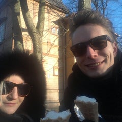 Photo taken at Latvijas Neredzīgo bibliotēka by Ella P. on 2/17/2015