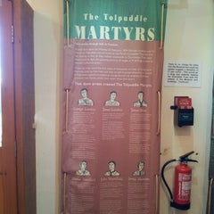 Photo taken at Tolpuddle Martyrs Museum by Kathy M. on 9/25/2012