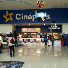 Photo taken at Cinépolis by Israel Barac H. on 3/18/2013