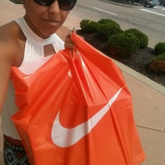 Photo taken at Nike Factory Store by TJ on 7/21/2014