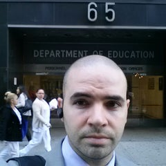 Photo taken at NYC Department of Education by Francesco P. on 5/1/2013