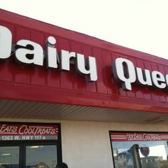 Photo taken at Dairy Queen by Keith S. on 10/17/2012