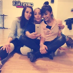 Photo taken at Crystals Dance Academy by Firuze G. on 10/30/2014