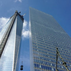 Photo taken at 7 World Trade Center by Ty K. on 2/6/2013