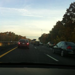 Photo taken at I-290 by Amber G. on 10/23/2012