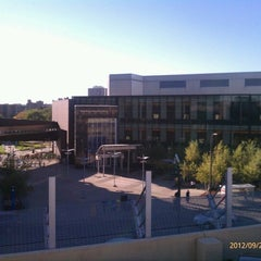 Photo taken at Minneapolis Community & Technical College by Toshie Y. on 9/27/2012