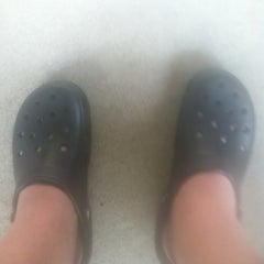 Photo taken at Crocs Outlet by Zachary E. on 5/19/2013