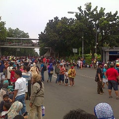 Photo taken at Festival Monas by diana s. on 12/8/2013