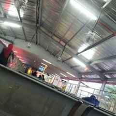 Photo taken at Butterworth Ferry Terminal (Pangkalan Sultan Abdul Halim) by Desmond M. on 2/13/2013