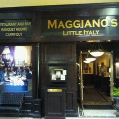 Photo taken at Maggiano's Little Italy by Kennedy S. on 1/16/2013