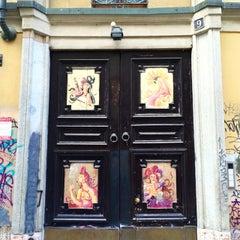 Photo taken at Bar Rattazzo by Zampa on 6/14/2014