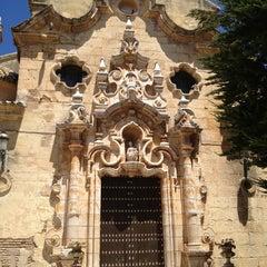 Photo taken at Iglesia Santa Maria del Reposo by Javier C. on 7/30/2013