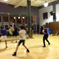 Photo taken at FITNESS SF by Jose C. on 2/13/2013