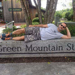 Photo taken at Vermont Welcome Center by Jose C. on 8/17/2014