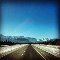 Photo taken at Bow Valley Provincial Park by Bigger on 2/9/2014