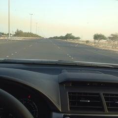 Photo taken at الخط السريع الملك فهد by TaLaL A. on 9/20/2013