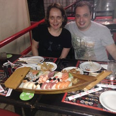 Photo taken at Tanabata Sushi by Érica A. on 6/25/2015