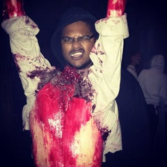 Photo taken at The Factory of Terror Haunted House by Damien G. on 10/7/2012