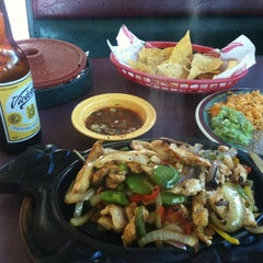 Photo taken at Las Cazuelas Restaurant by Prisco A. on 11/6/2012