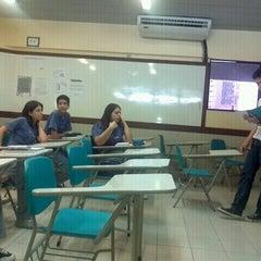 Photo taken at Escola Crescimento by Raquel A. on 10/3/2012