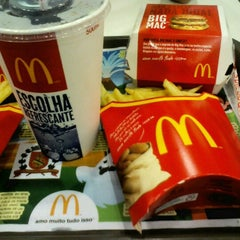 Photo taken at McDonald's by Douglas G. on 1/23/2013