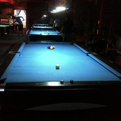 Photo taken at Gaol Billiard Pool & Lounge by Guntur S. on 2/23/2013