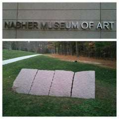 Photo taken at Nasher Museum of Art by Tuvara K. on 12/19/2012