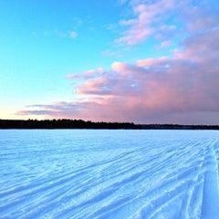 Photo taken at Trout Lake by Carl L. on 3/28/2013