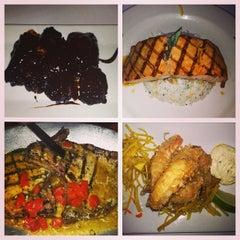 Photo taken at Cabana Restaurant & Bar by Dana Storm S. on 1/1/2013