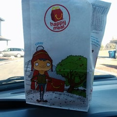 Photo taken at McDonald's by Wendy W. on 4/1/2013