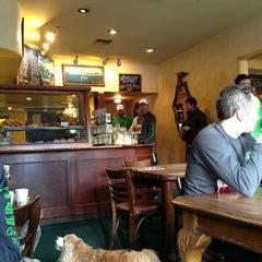 Photo taken at Uptown Espresso by Eric Scott T. on 3/17/2013