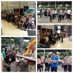 Photo taken at ธนาคารกรุงเทพ (Bangkok Bank) by Nirun B. on 8/17/2013