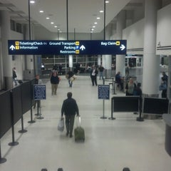 Photo taken at Oakland International Airport (OAK) by Edi G. on 5/11/2013