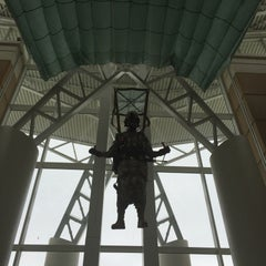 Photo taken at Airborne & Special Operations Museum by Sandra G. on 4/16/2015