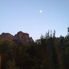 Photo taken at Best Western Zion Park Inn by Justin S. on 10/14/2013