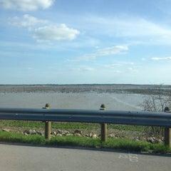 Photo taken at Lake Lavon by Rosezanna S. on 4/11/2014