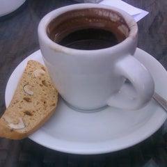 Photo taken at Dôme Café by Zaher I. on 3/14/2013