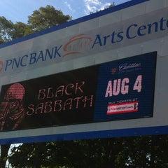 Photo taken at PNC Bank Arts Center by John M. on 8/4/2013