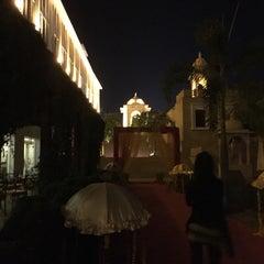 Photo taken at Sheraton Udaipur Palace Resort & Spa by Lara M. on 2/16/2015