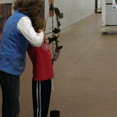 Photo taken at Middletown Archery by jason on 12/29/2012