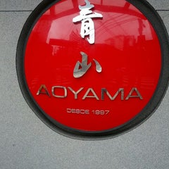 Photo taken at Aoyama   青山 by Ricardo O. on 11/13/2012