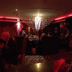 Photo taken at Abracadabra Restaurant by Timofey S. on 11/10/2012