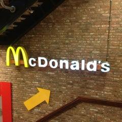 Photo taken at McDonald's by Marina N. on 11/12/2013