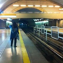 Das Foto wurde bei Metro La Cisterna von Santiago F. am 2/9/2013 aufgenommen